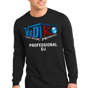 Long Sleeve VPDJ Shirt