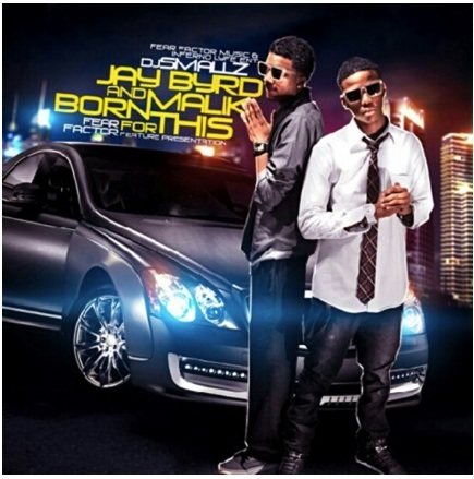 Born 4 This Cover