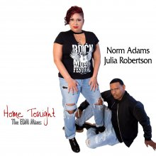 #20 Norm Adams and Julia Robertson