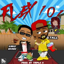 #10 D. TALL feat. Kirko Bangz
