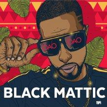 #3 BLACK MATTIC