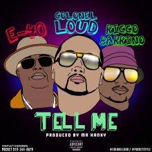 #3 Colonel Loud feat. E-40 & Ricco Barrino