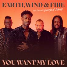 #14 Earth Wind & Fire feat. Lucky Daye