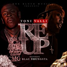 #15 Toni Valli  ft. @BlacYoungstaFB