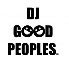 DJ Good Peoples Logo