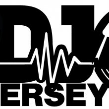 DJ Jersey The Host Logo