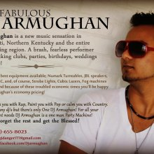 Dj Armughan Photo