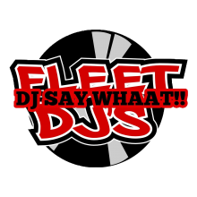 DJ SAY WHAAT!! Logo