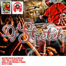 DJ Stretch Logo