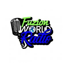 Dj InferNo ReD of Fuzion World Radio Logo