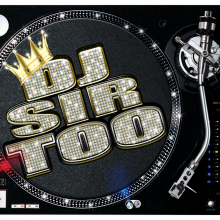 Dj Sir Too Logo