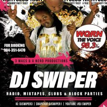 DJ SWIPER Photo