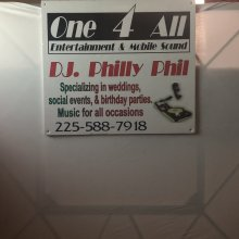DJ. Philly-Phil Logo