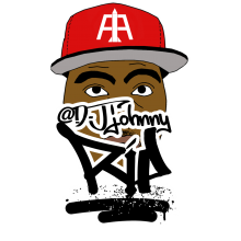 Dj johnny Rip Logo