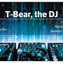 T-Bear, The DJ Logo