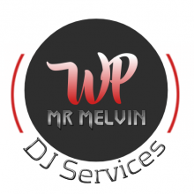 Dj Mr Melvin Logo