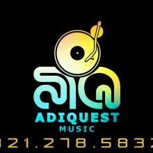 DJBlaxx of ADIQUEST Music Logo