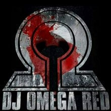 DJ Omega Red Logo