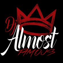 Dj Almost Famous Logo