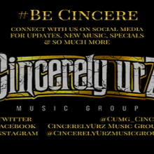 Dj So Cincere Logo