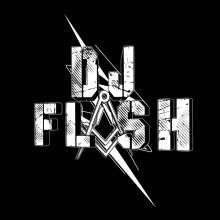 DJ Flash Logo