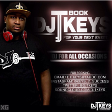 DJ T. Keys Photo