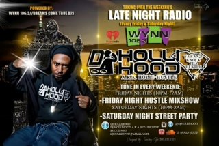DJ Holli-Hood Photo