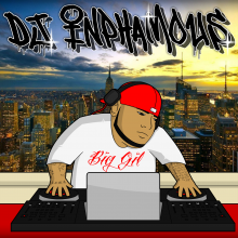 Dj inphamous Photo