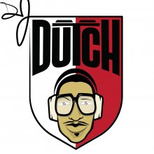 DJ Dutch Logo