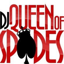 DJ Queen Of Spades Logo
