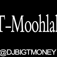 DJ Big T (Terrible Moohlah) Money Logo