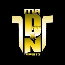 DJ SHOTIME MR7DAYS7NIGHTS Logo