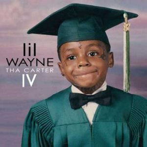 The Carter IV Cover