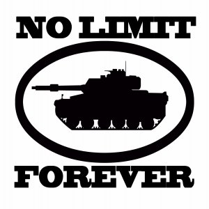 NO LIMIT FOREVER / MOHITZ / STREET RUNNER MUSIC Logo