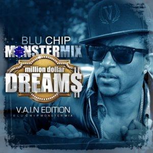 Blu Chip Monster Mix...V.A.I.N. Edition Cover