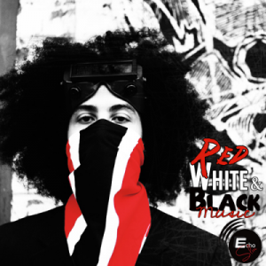 EP: Red, White, & Black Music Cover