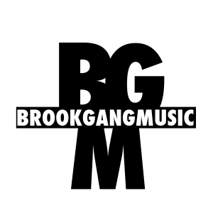 Brook Gang Music Logo