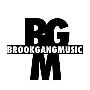 Brook Gang Music Logo