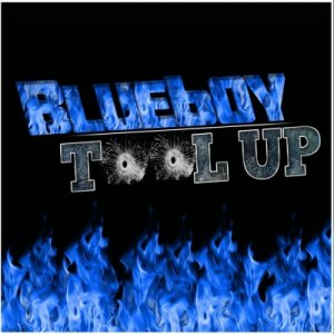 True Blue Deuce Cover