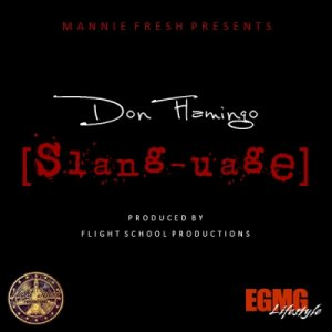 Mannie Fresh presents Don Flamingos Bloody Roses Cover