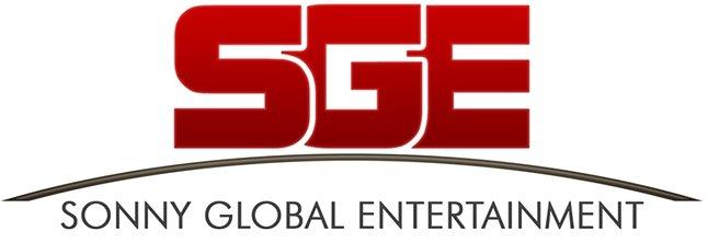 SONNY GLOBAL ENTERTAINMENT Logo