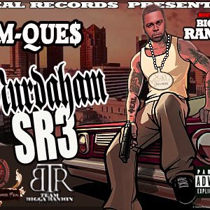 MURDAHAM SR3 REAL NI**A RADIO Cover