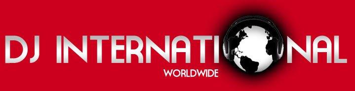 DJ INTERNATIONAL Logo