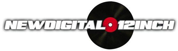 New Digital 12inch Logo
