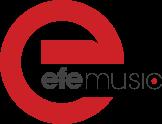 www.efemusic.com  Logo
