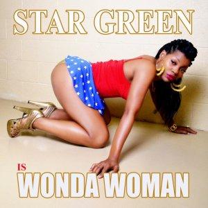 Star Green Is Wonda Woman Cover