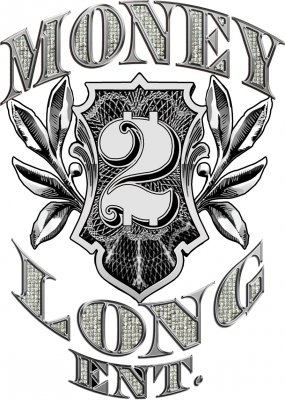 MONEY 2 LONG ENT. Logo
