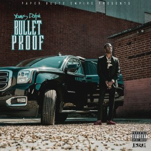 New album Bullet Proof available everywhere 4/1/17 Cover