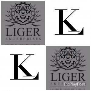 Liger Ent. Logo