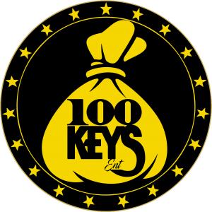 100 Keys Ent. Logo